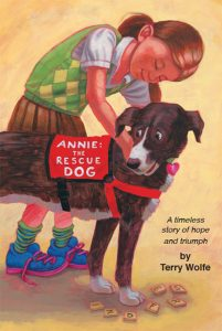 Annie the Rescue Dog